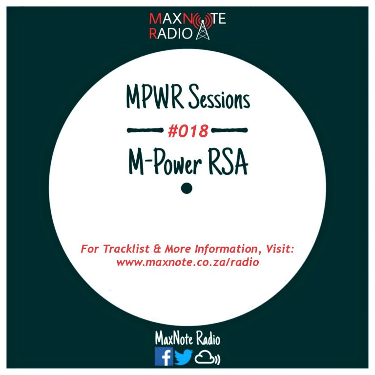 MPWR Sessions #018: M-Power RSA