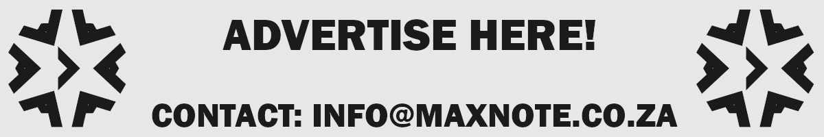 Advertise on MaxNote.co.za